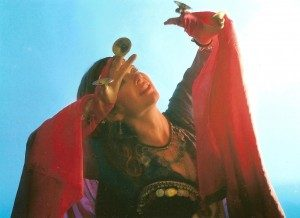 Annya Ishtara belly dance Taos NM