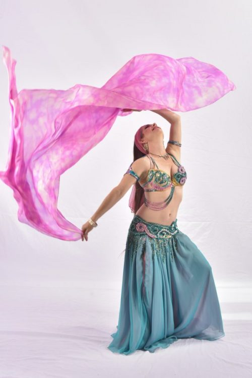 Annya Ishtara belly dance, Taos NM