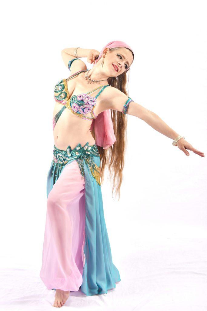 Annya Ishtara belly dance, Taos NM